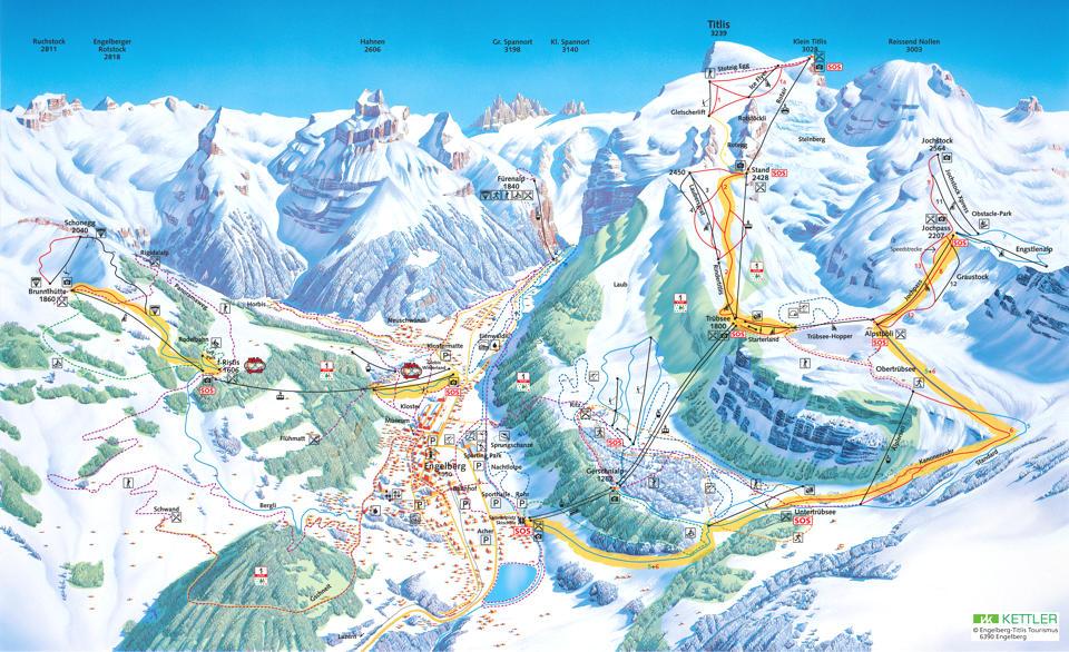 engelberg-titlis-ski-map