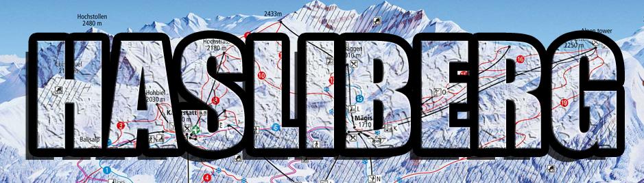 Meiringen-Hasliberg Ski Area